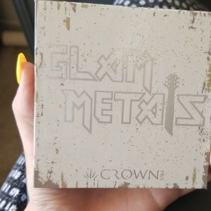 Crown Glam Metals (swatched)
